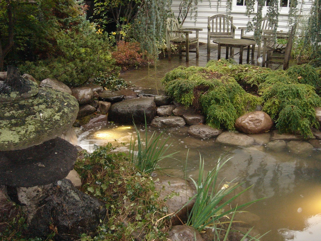 Pond Liner|Replacement|Repair|Service|NY|Acorn Ponds & Waterfalls ...