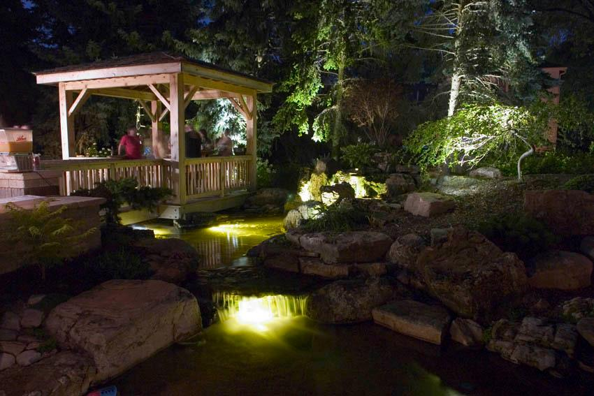 Landscape Lighting Services For Restaurants, Hotels & Businesses In Rochester (NY)