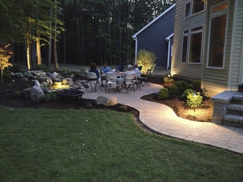 Landscape Lighting Services For Golf Courses, Stores & Businesses In (NY)
