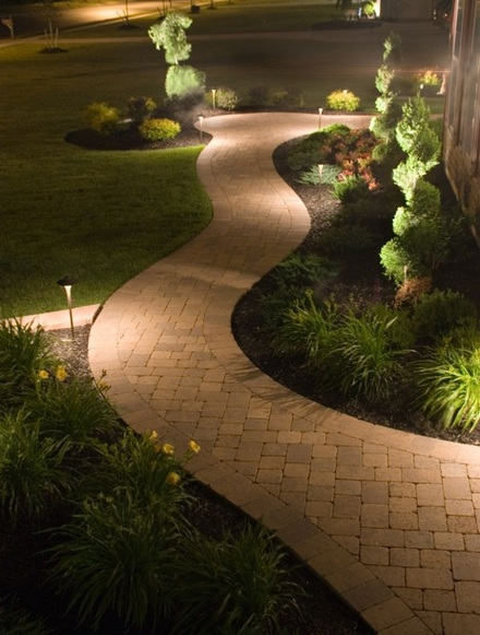 Pathway & Outdoor Lighting Solutions For Your Garden In (NY) - Acorn