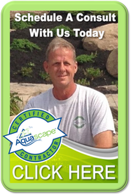 Certified Pond Contractor Of Rochester (NY) - Acorn Ponds & Waterfalls
